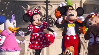 Disneyland Paris 25th Anniversary opening show April 12th 2017
