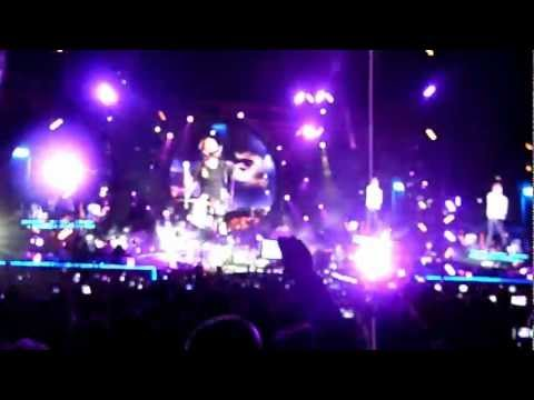 Concierto Coldplay