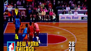 Arcade NBA JAM: Knicks Vs Bulls