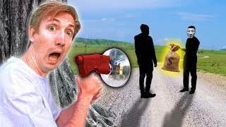 SPYING On PROJECT ZORGO SECRET MEETING (Unboxing Mysterious Evidence Exploring Secret Treasure Map)