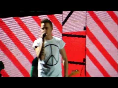 One Direction - One Thing O2 Arena (matinee) 24-2-13 HD