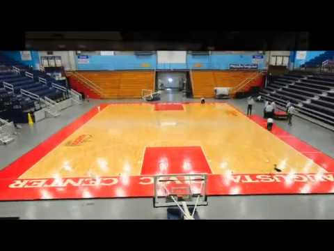 Video: Maine state basketball tournament
