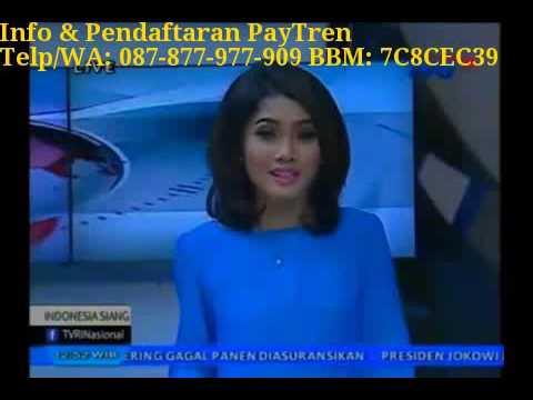 Video Mantan Penjual Siomay Sukses di Bisnis PayTren Punya Penghasilan 80 juta Perbulan, WA: 087877977909