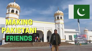 First Time in PAKISTAN Via Kartarpur Corridor - KARTARPUR SAHIB GURUDWARA