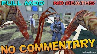 Half-Life: ZOMBIE EDITION - Full Walkthrough 【NO Commentary】