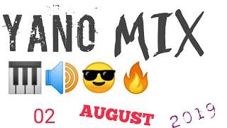 """Amapiano   02 August 2019 """"Yano Mix"""" 😎 By DJ Rasbanda"""