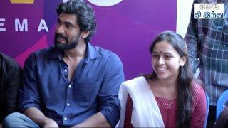 Bangalore Days Tamil Remake Pooja | Arya | Rana | Sridivya | Bobby Simha