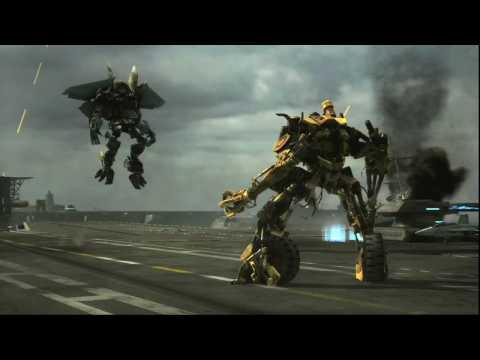 Видео № 0 из игры Transformers: Revenge of the Fallen (Б/У) [PSP]