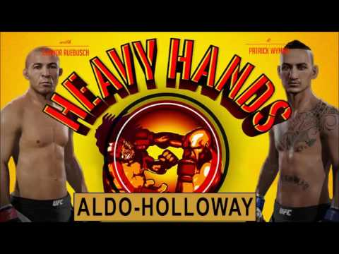Aldo vs Holloway: best FW fight in UFC history? (Heavy Hands #161)