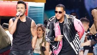 Luis Fonsi Ft Daddy Yankee   Despacito ( Premios Billboard 2017)
