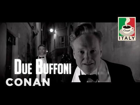 Conan v Itálii #8: Trailer na oceněný snímek