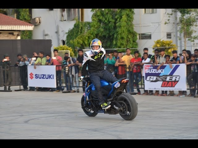 Suzuki Gixxer Day - Highlights