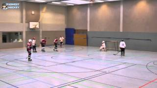 preview picture of video 'IHC Landau vs.Rhein-Main Patriots 2 vom 1.6.2013'