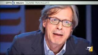 Travaglio & Sgarbi (Otto e Mezzo, 15/06/2011) | Kholo.pk