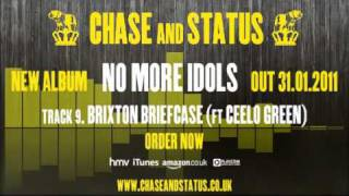 Chase & Status - 'No More Idols' - 9 - 'Brixton Briefcase' Ft. CeeLo Green