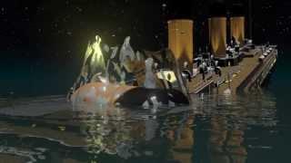 Titanic. Death of a Titan - T.H.Cooney Art