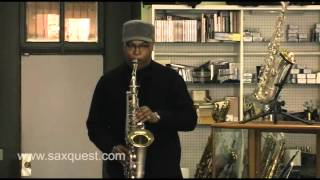 Greg Osby @ Saxquest - December 17, 2011