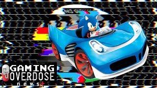 Sega Teases New Sonic racing game