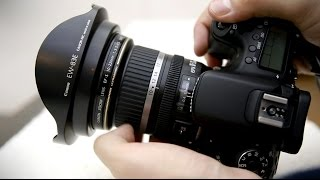 Canon EF-S 10-22mm f/3.5-4.5 USM lens review with samples