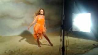 """Making-of capa """"Balaio de Amor"""" - Elba Ramalho"""