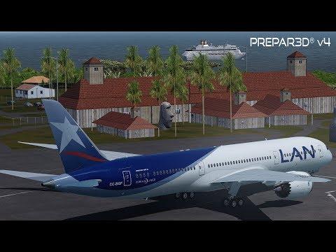 Prepar3D v4 3 | Bogota to Cartagena | SKBO-SKCG