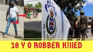 18 y o R0BB3R K!((ED By Licensed F!rearm Holder In OLD HARBOUR + 91 MVRD3R$ In St JAMES