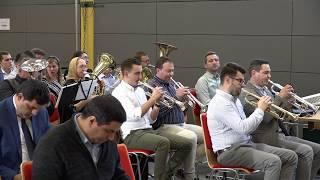 23 noiembrie 2019 – Conferința anuală a Uniunii Bisericilor Penticostale Române din Germania – Fanfara a-2-a cântare