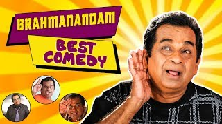 Brahmanandam 2019 New Comedy Scenes | South Indian Hindi Dubbed Best Comedy Scenes