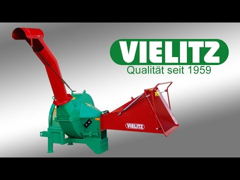 Wood chipper GH 150 Z-A with hitching device Produktivdeo
