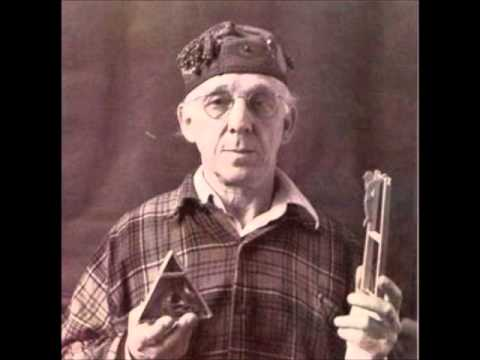 Ivor Cutler hat