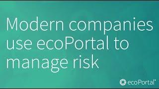 ecoPortal video