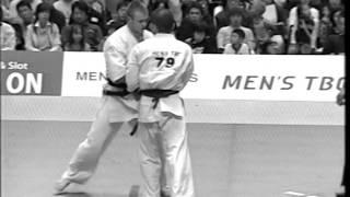 36 Чемпионат Японии. Макс Дедик. Бой
