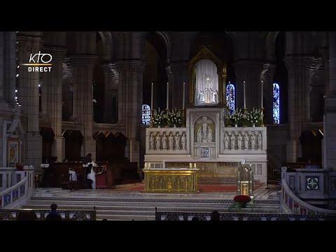 Prière du Milieu du jour du 2 juin 2021 des Bénédictines du Sacré-Coeur de Montmartre