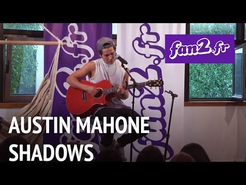 Shadow(Acoustic) - Austin Mahone