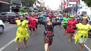 Pawai HUT Ke-262 Kota Yogyakarta