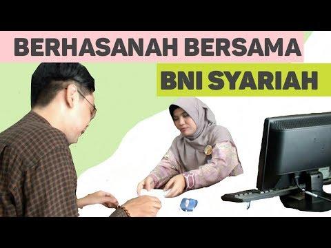 Mari Berhasanah Dalam Transaksi Syariah Bersama BNI Syariah #HasanahFirst #SupportQanunAceh