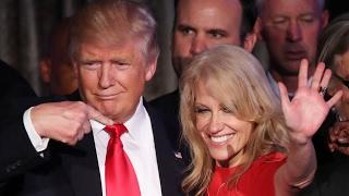 Conway: Trump won
