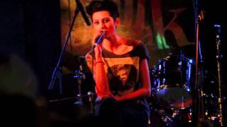 Antonella Lo Coco @Jailbreak Roma, risponde alla domanda di una fan (19-02-2012)