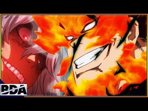 The NEW AND IMPROVED Symbol Of Peace - Boku No Hero Academia/My Hero Academia Chapter 168+