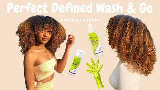 PERFECT DEFINED WASH & GO