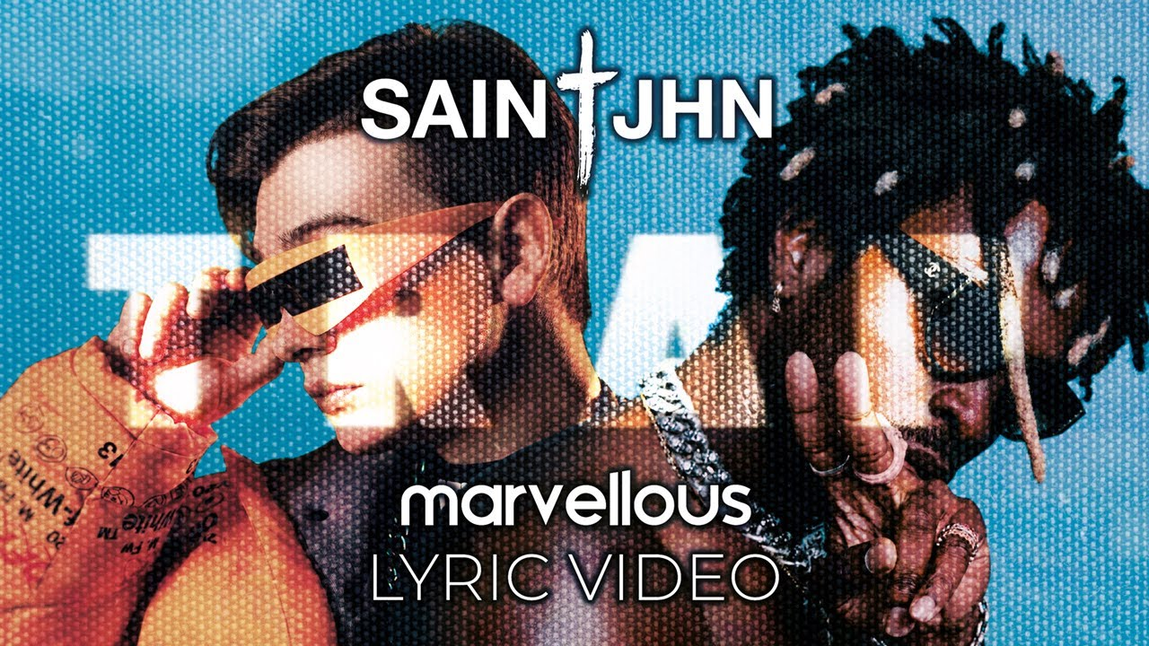 SAINt JHN – Trap (Rompasso Remix) Lyric Video
