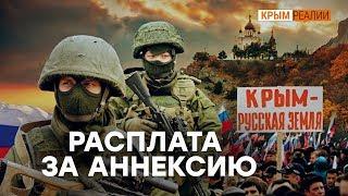 Кто и когда ответит за аннексию? | Крым.Реалии ТВ