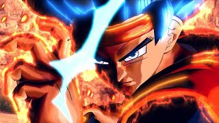 Goku's New Fusion In Dragon Ball Xenoverse 2 Mods