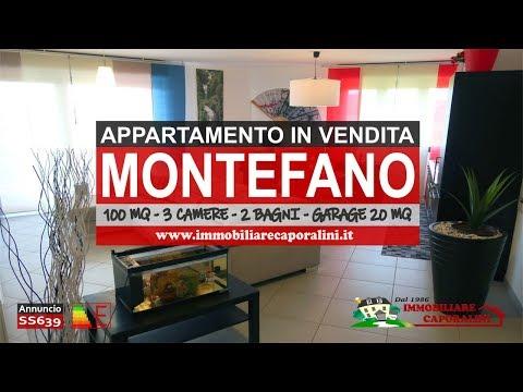 Agenzia Immobiliare Caporalini - Appartamento - Annuncio SS639 - Video