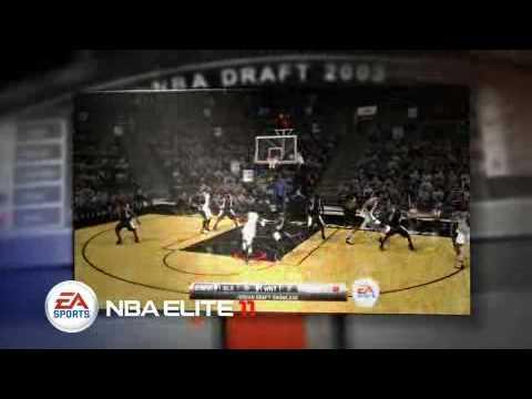 """Become Legendary"" Mode Unveiled For NBA Elite 11"
