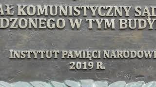 KRAKÓW Tak Polacy mordowali Polaków!