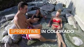 SPRINGTIME at Mount Princeton Hot Springs Resort