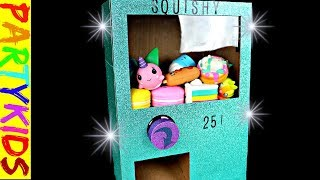Ava Shows You How To Make A Slime Vending Machine Great Diy Craft