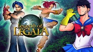 An Underrated PS1 Masterpiece (Legend of Legaia) - Clemps