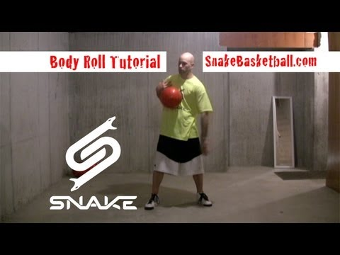 """Body Roll"" Tutorial - Learn How To Do Freestyle Basketball Tricks 